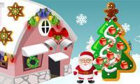 ديكور المنزل الثلجي
